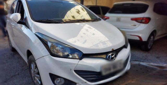 Polícia Civil de Criciúma apreende veículo clonado