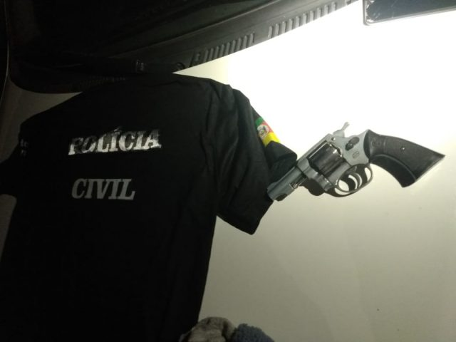 Polícia Militar prende trio responsável por assalto a mão armada em Braço do Norte
