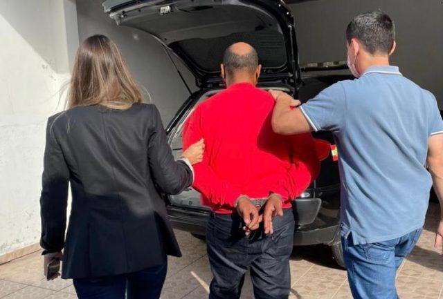 Polícia Civil prende responsável por latrocínio em Cocal do Sul