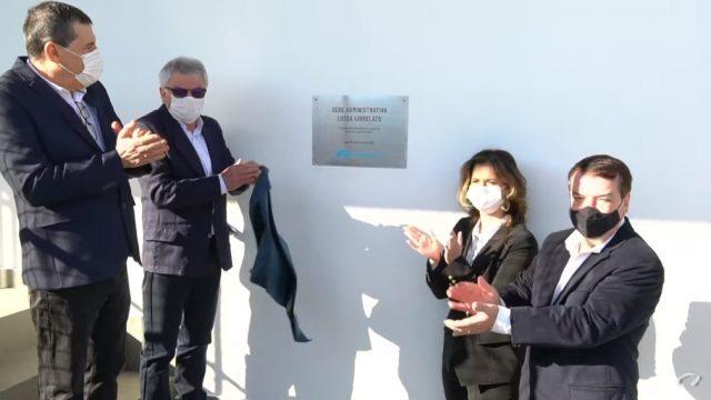 Librelato celebra 52 anos de história com inauguração da sede administrativa Lussa Librelato