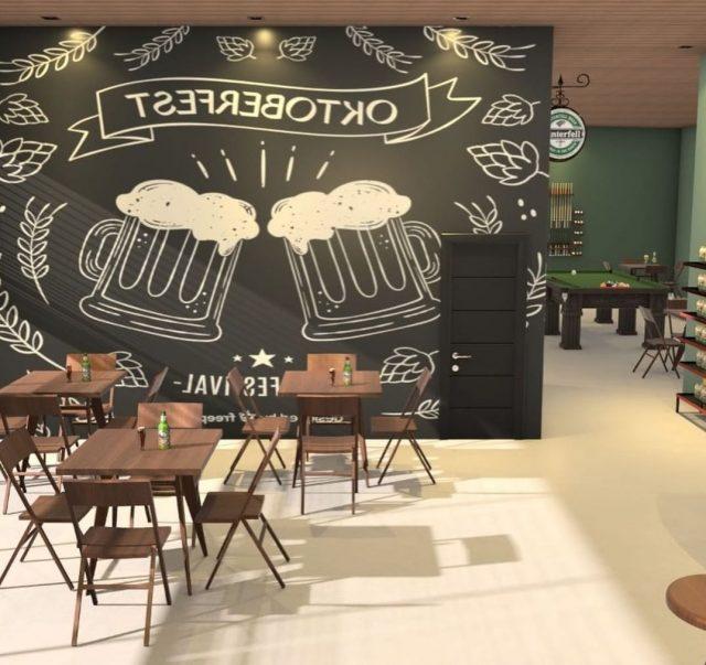 Bar do Schuch: o primeiro bar temático de Lauro Müller abre neste sábado