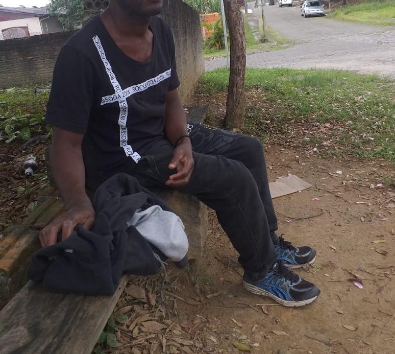 Associação dos Haitianos de Criciúma reforça pedido de ajuda