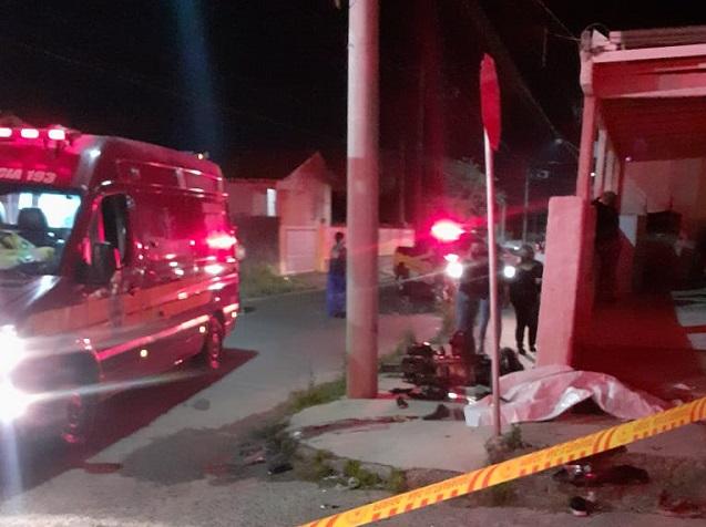 Homem morre após colisão entre motocicletas em Tubarão