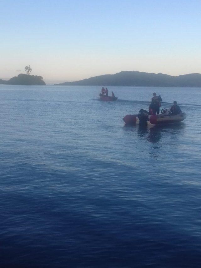 Corpo do dono de lancha é localizado na Lagoa de Imaruí