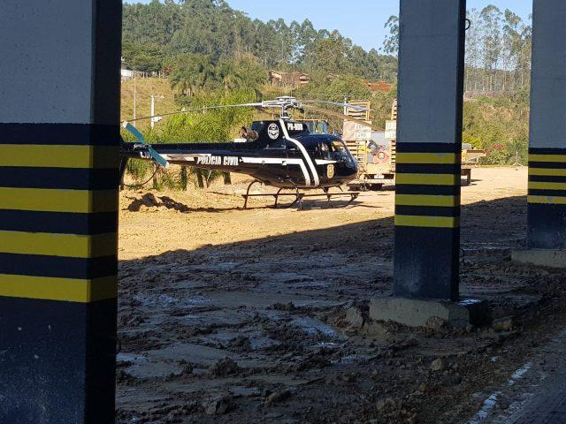 Homem morre após cabo de elevador romper em Urussanga