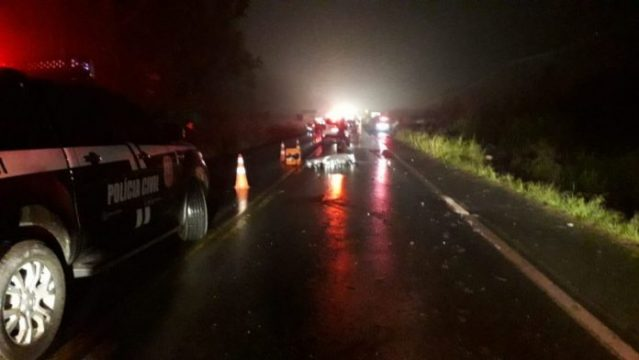 Bairro Universitário: acidente fatal na rodovia Antônio Just