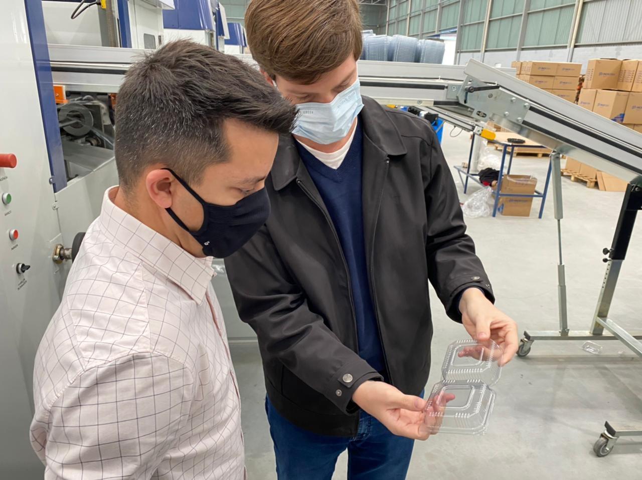 Beto participa do lançamento do Laboratório de Marcenaria Moderna do Sesi Senai BN 3