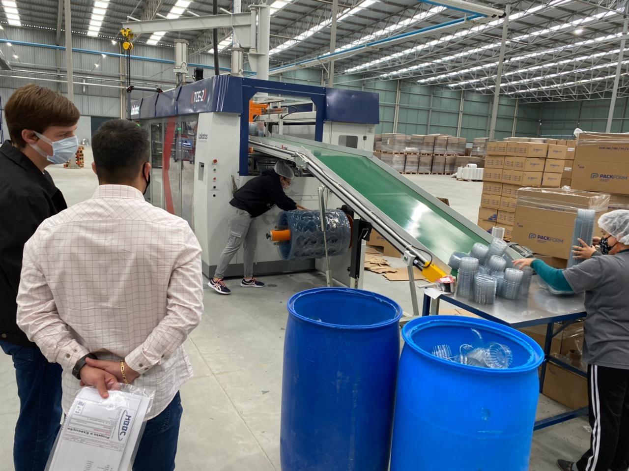 Beto participa do lançamento do Laboratório de Marcenaria Moderna do Sesi Senai BN 4