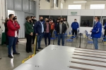Beto participa do lançamento do Laboratório de Marcenaria Moderna do Sesi Senai BN 7