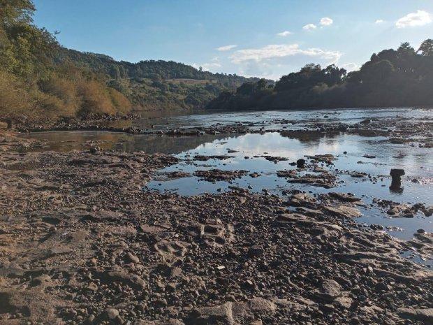 Chuvas mal distribuídas mantêm agravamento da estiagem no Estado