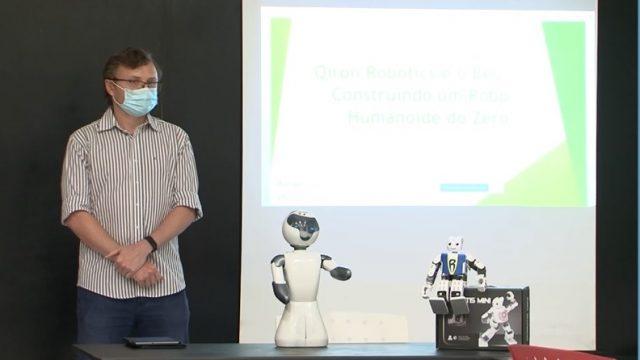 Robótica Humanoide será tema de curso livre da UniSatc