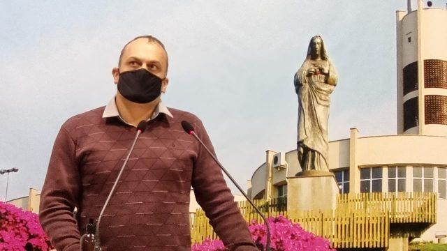 Vereador Manoel Leandro Filho, o Nél, MDB