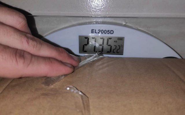 Operação Sentinela resulta na apreensão de 50 quilos de maconha na região