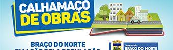 Prefeitura de Braço do Norte – Camalhaço de Obras