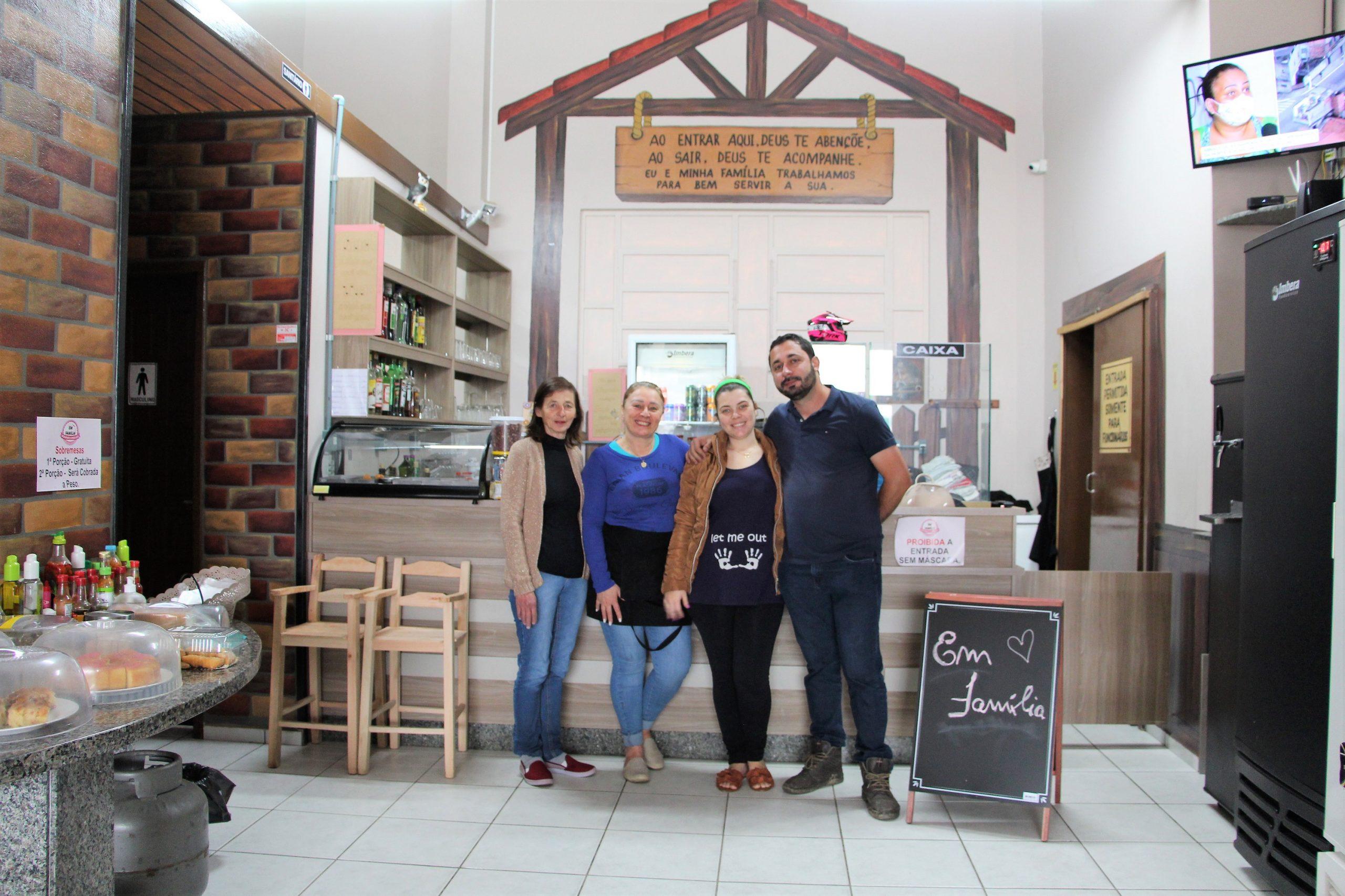 Restaurante e Lanchonete em Família: comida caseira do café da manhã ao jantar em Orleans